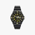 [ประกันร้าน] CASIO นาฬิกาข้อมือผู้ชาย รุ่น MRW-200H-9B Standard Black - 1