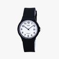 Casio Standard White Dial - Black - 1