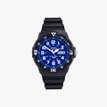 [ประกันร้าน] CASIO นาฬิกาข้อมือผู้ชาย รุ่น MRW-200H-2B2 Standard Black - 1