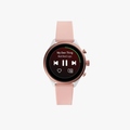 Fossil Sport Metal and Silicone Touchscreen Smartwatch - Pink - 5