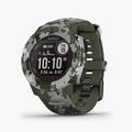 Instinct Solar, Camo Edition, GPS Watch, Lichen Camo, SEA - 1