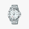 Casio Standard White Dial - Silver - 1