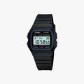 [ประกันร้าน] CASIO นาฬิกาข้อมือผู้ชาย รุ่น F-91W-1SDG-S Vintage Black - 1