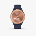 vivomove 3S - Navy with Rose Gold Hardware - 2