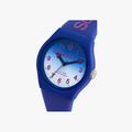 Blue Superdry urban watch - 2