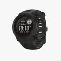 Instinct Solar, GPS Watch, Graphite, SEA - 1