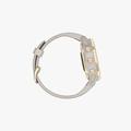 Fenix 6S solar - Light gold-tone with sandstone silicone band - 3