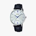 [ประกันร้าน] CASIO นาฬิกาข้อมือผู้หญิง รุ่น LTP-VT01L-7B1UDF-S Standard Silver Dial Black - 1