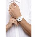 Superdry Unisex-Adult Analogue Quartz Watch with Silicone Strap SYG164WW - 4