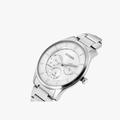 [ประกันร้าน] CITIZEN นาฬิกาข้อมือผู้ชาย รุ่น AG8351-86A AQ Mid Men's Quartz White Dial Silver - 2