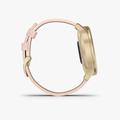 vivomove Style - Blush Pink Nylon with Lght Gold Hardware - 3