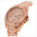 Chronograph Mini Blair Blush - Rose Gold - 2