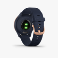 vivomove 3S - Navy with Rose Gold Hardware - 5