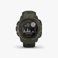 Instinct Solar, Tactical Edition, GPS Watch, Moss, SEA - 4