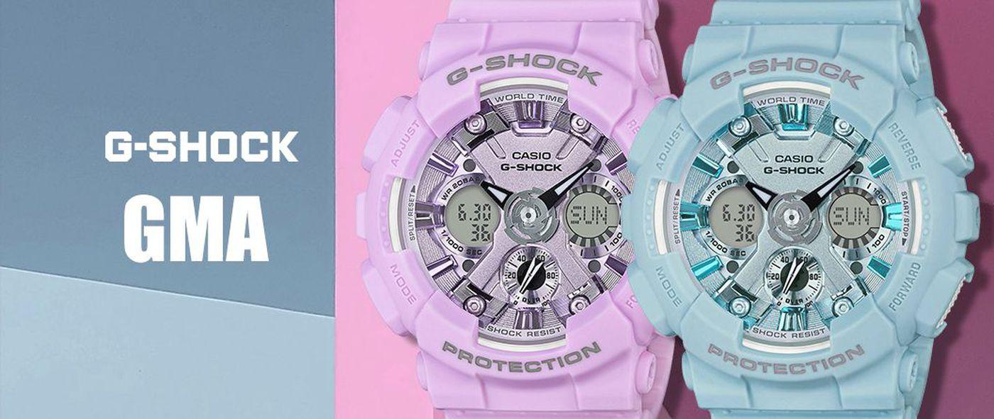 G-Shock   GMA