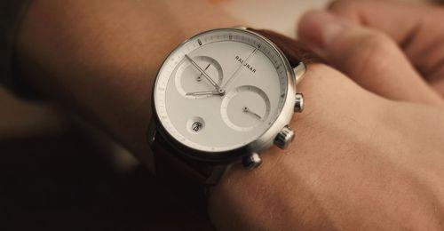 5 ขั้นตอนง่าย ๆ ในการดูแลรักษานาฬิกาคู่ใจ