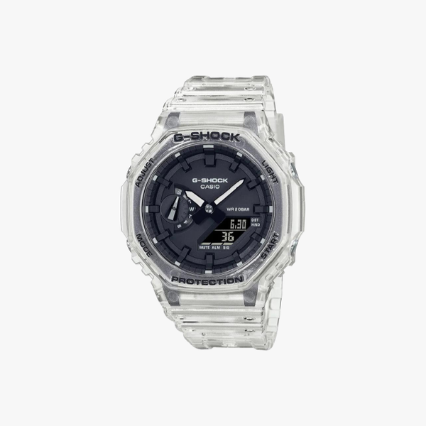 Casio G-Shock Special Color -White