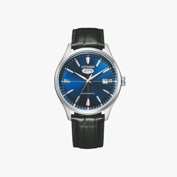[ประกันร้าน] CITIZEN นาฬิกาข้อมือผู้ชาย รุ่น NH8390-20L Automatic Blue Dial