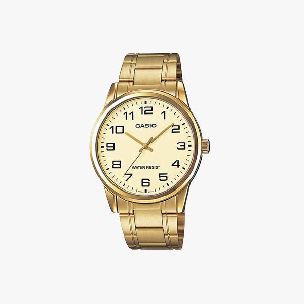 [ประกันร้าน] CASIO นาฬิกาข้อมือผู้ชาย รุ่น MTP-V001G-9B-S Standard