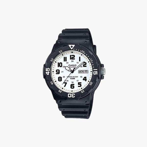 [ประกันร้าน] CASIO นาฬิกาข้อมือผู้ชาย รุ่น MRW-200H-7B Standard Black