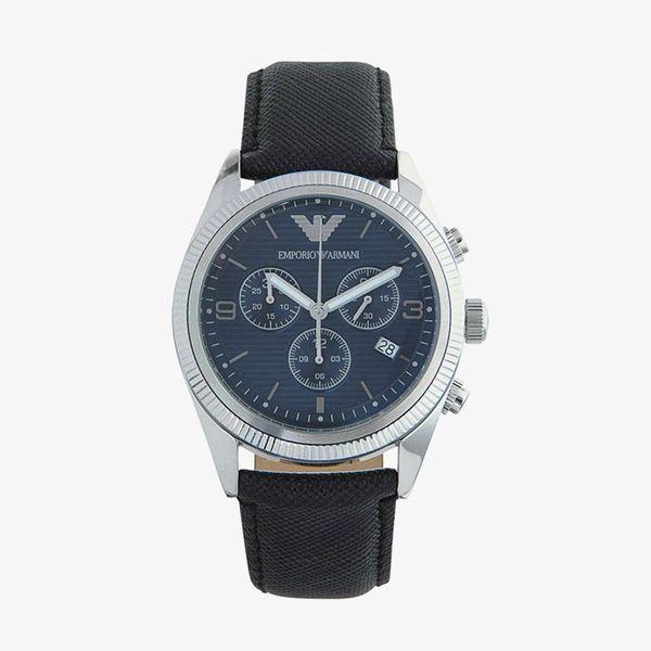 Sportivo Dark Blue Dial - Black - AR5896