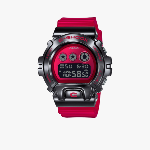 G-Shock Metal Covered Series - Red
