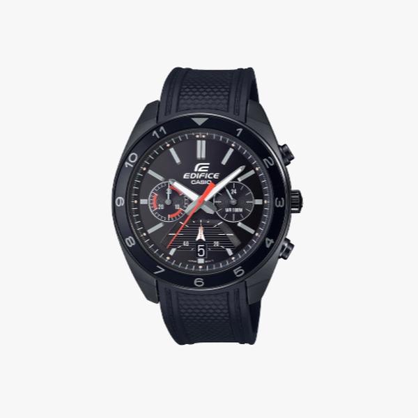 Casio Standard Chronograph Edifice - Black