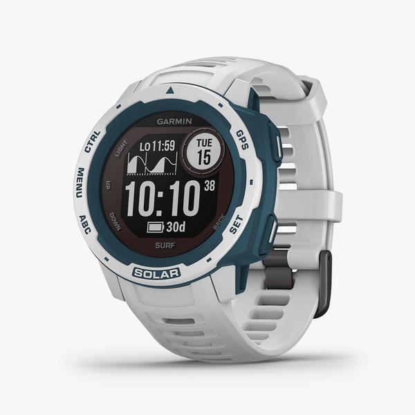 Instinct Solar, Surf Edition, GPS Watch, Cloudbreak, SEA