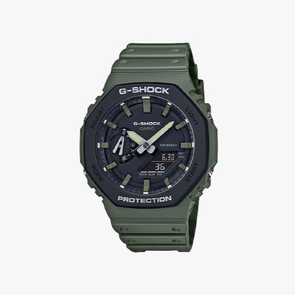 Casio G-Shock Special Color - Green
