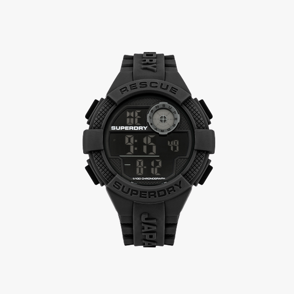 Black Superdry Radar SYG193B