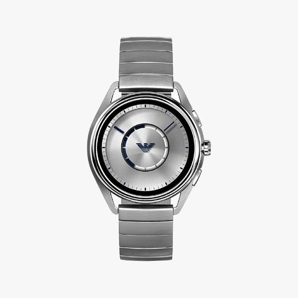 Emporio Armani Men's Stainless Steel Smartwatch