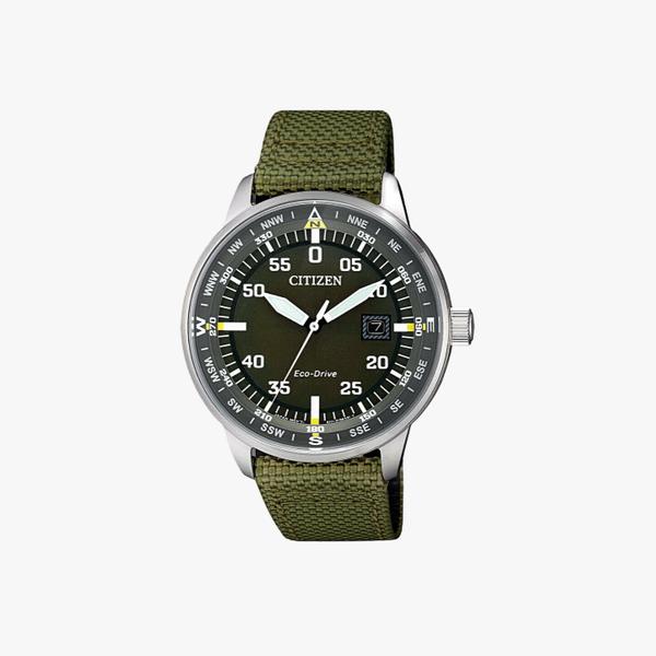 [ประกันร้าน] CITIZEN นาฬิกาข้อมือผู้ชาย รุ่น BM7390-22X Eco-Drive Watch