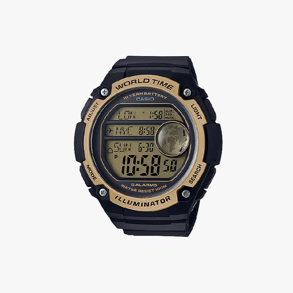 [ประกันร้าน] CASIO นาฬิกาข้อมือผู้ชาย รุ่น AE-3000W-9A-S Standard