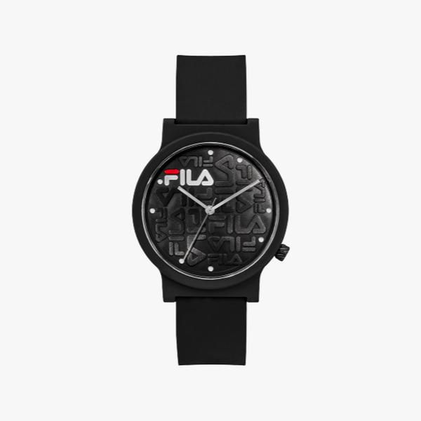 [ประกันร้าน] FILA นาฬิกาข้อมือ รุ่น 38-320-001 Style Watch - Black