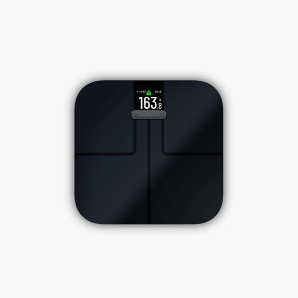 Index S2 Smart Scale, Asia, Black