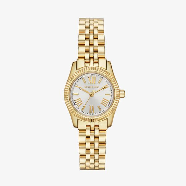 Lexington Silver Dial - Gold