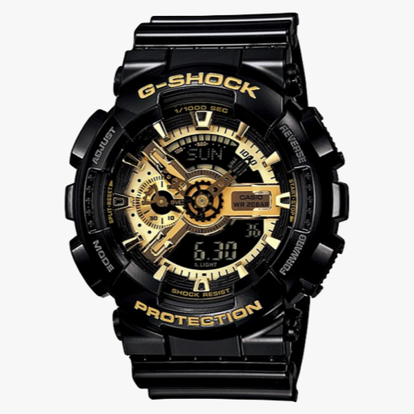 G-Shock Special Color - Black