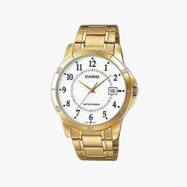 [ประกันร้าน] CASIO นาฬิกาข้อมือผู้ชาย รุ่น MTP-V004G-7B-S Standard