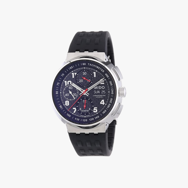 Mido All Dial Chronometer Chronograph