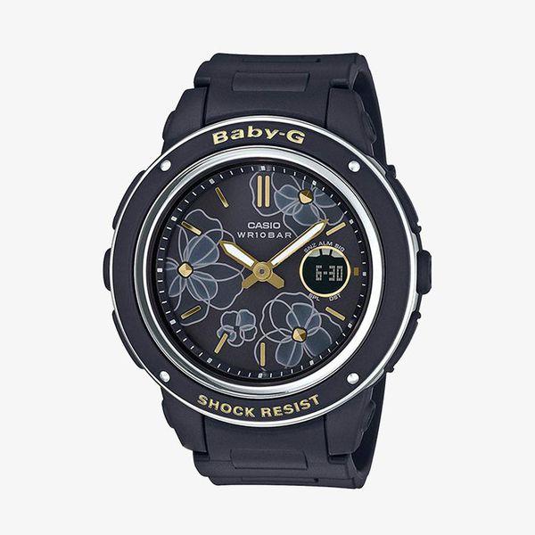 Casio Baby-G Black Dial - Black