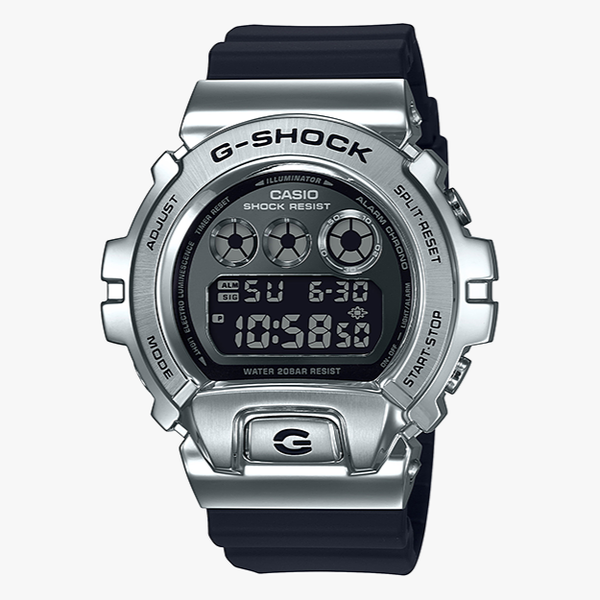 G-Shock Metal Covered Series - Black