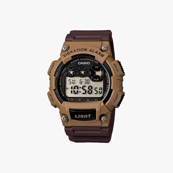 [ประกันร้าน] CASIO นาฬิกาข้อมือผู้ชาย รุ่น W-735H-5A-S Standard