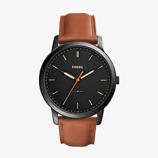 Minimalist Black Dial - Brown - FS5305