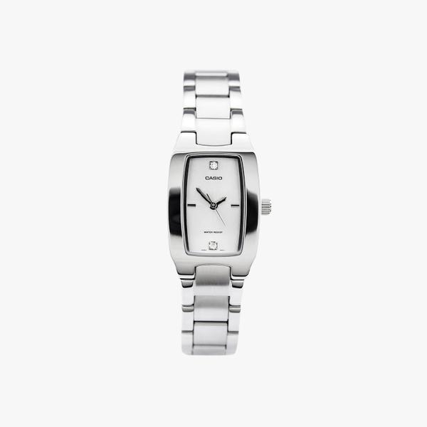 [ประกันร้าน] CASIO นาฬิกาข้อมือผู้หญิง รุ่น LTP1165A-7C2-S Enticer Series