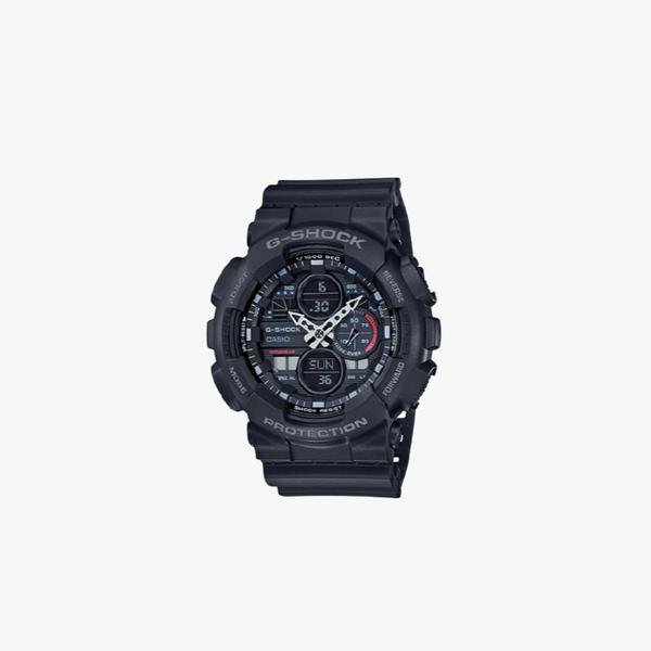 [ประกันร้าน] G-Shock นาฬิกาข้อมือผู้ชาย รุ่น GA-140-1A1DR-S Black Dial Black