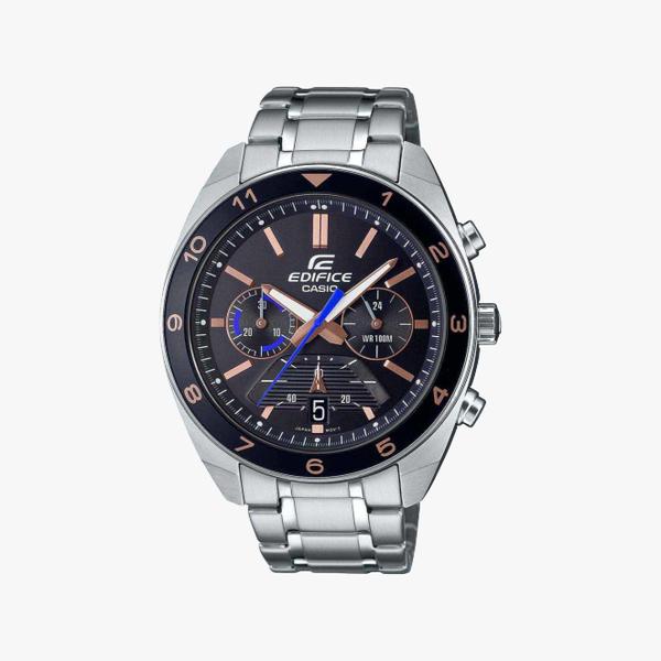 Casio Standard Chronograph Edifice - Silver