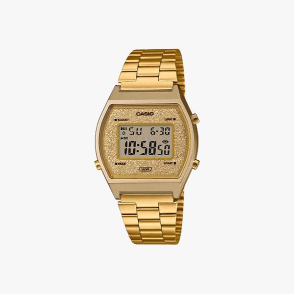 [ประกันร้าน] CASIO นาฬิกาข้อมือผู้หญิง รุ่น B640WGG-9DF-S Vintage Gold