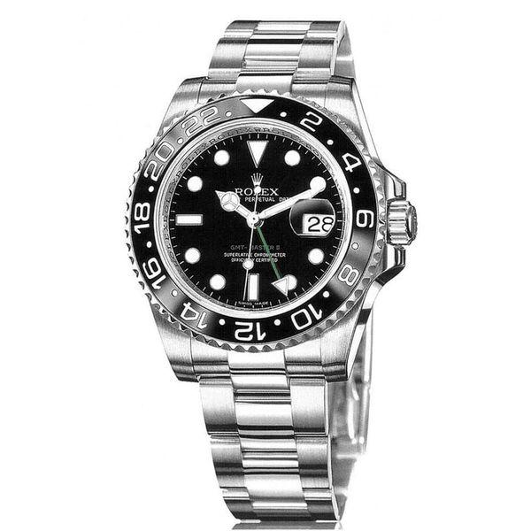 GMT Master II - Black - 116710LN