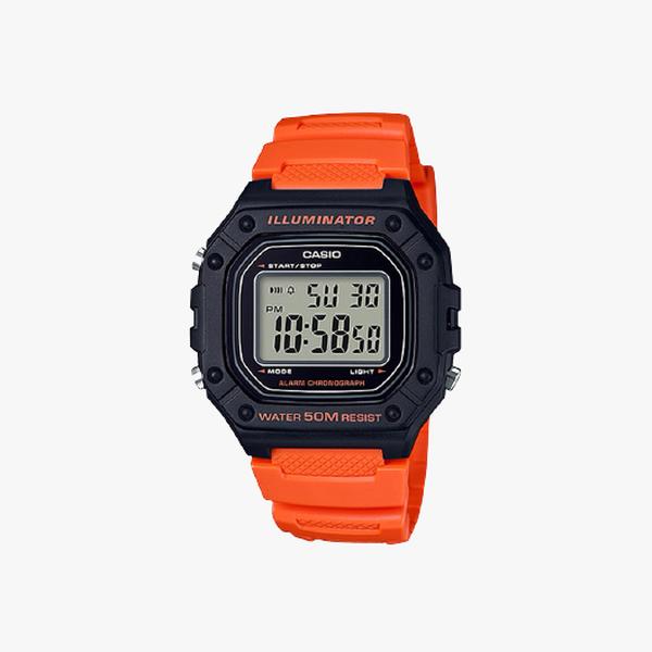 Casio Standard - Orange