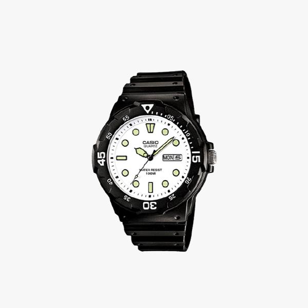 [ประกันร้าน] CASIO นาฬิกาข้อมือผู้ชาย รุ่น MRW-200H-7E Standard Black